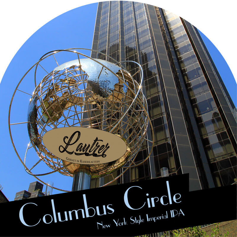 Columbus Circle Lautrer Bier